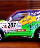 publicidad en coche